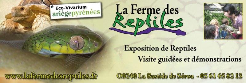 La Ferme des Reptiles